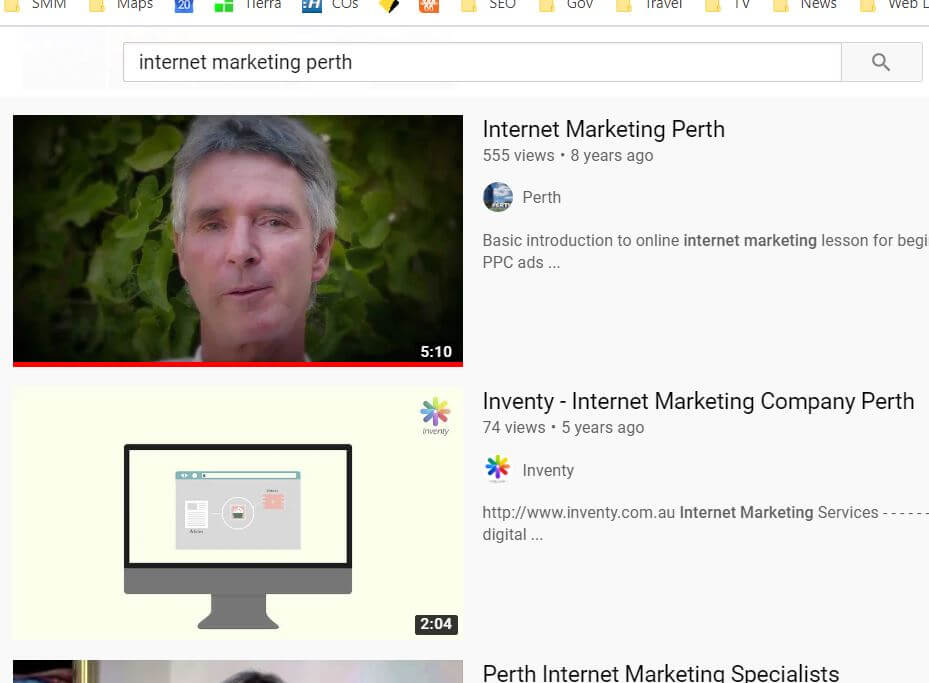 Video marketing expert Perth