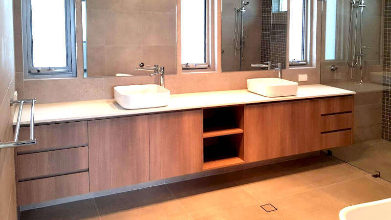Flat pack cabinets Perth.